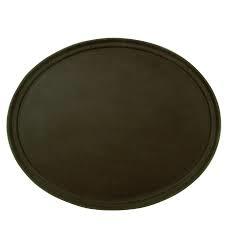 Black bar tray